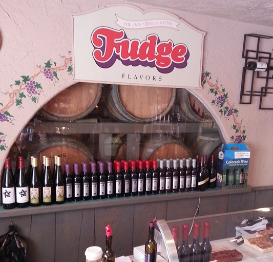 Enjoy Fudge with our Ports